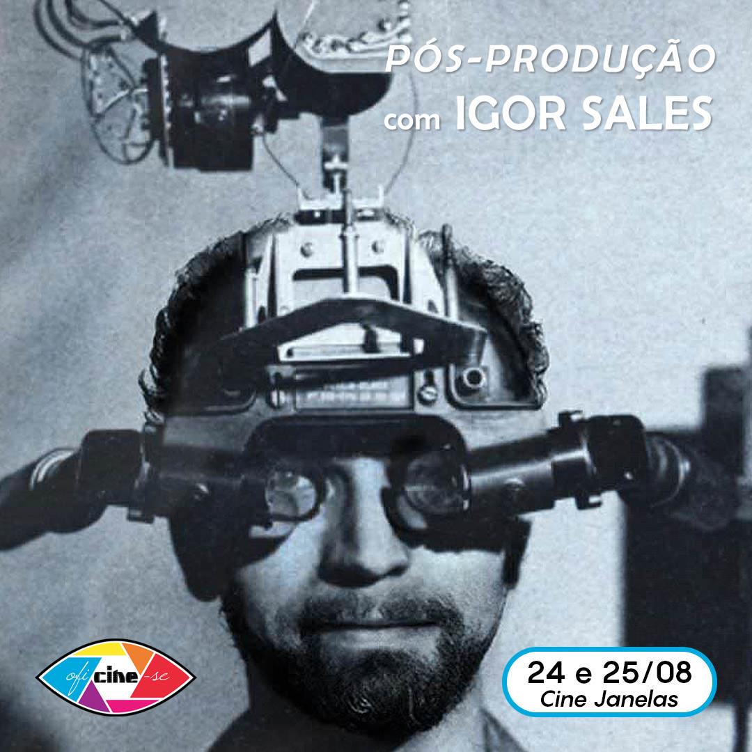 Pós-Produção no Audiovisual é tema do último Encontro OFICINE-SE, em ... 01e1f8282b
